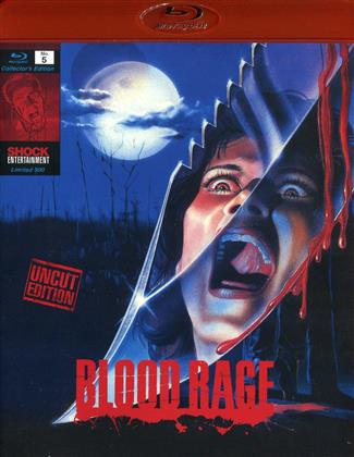 Blood Rage (1987) (Collector's Edition, Limited Edition, Uncut)