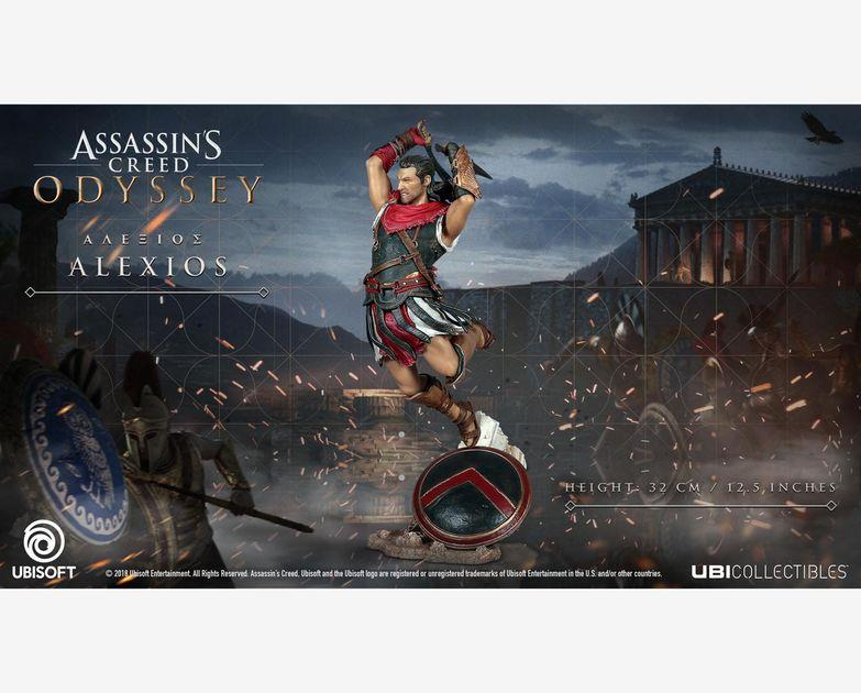 Assassins Creed Odyssey Alexios Figure