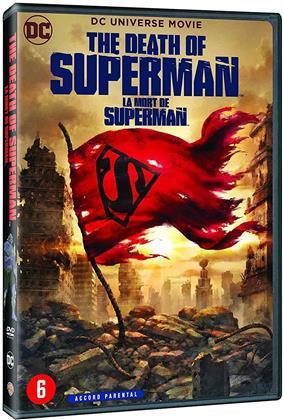 The Death of Superman - La mort de Superman (2018)