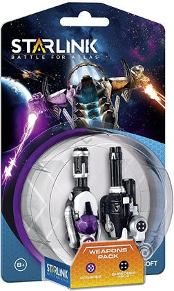 Starlink: Battle of Atlas - Weapon Pack - Crusher & Super Gatling