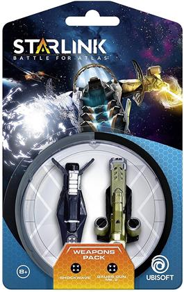 Starlink: Battle of Atlas - Weapon Pack - Shockwave & Gauss