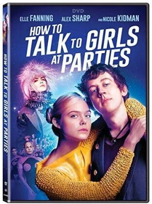 How To Talk To Girls At Parties (2017)