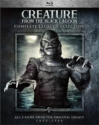 Creature From The Black Lagoon (1954) (Complete Legacy Collection, n/b)