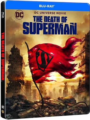 The Death of Superman (2018) (Limited Edition, Steelbook)