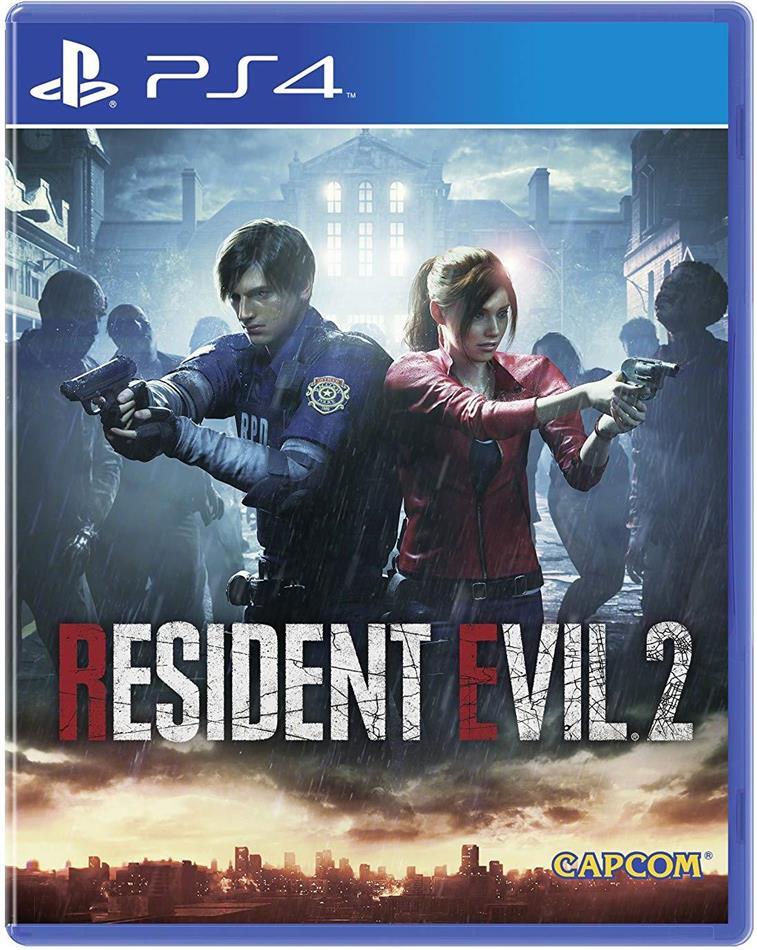 Resident Evil 2 (German Edition)