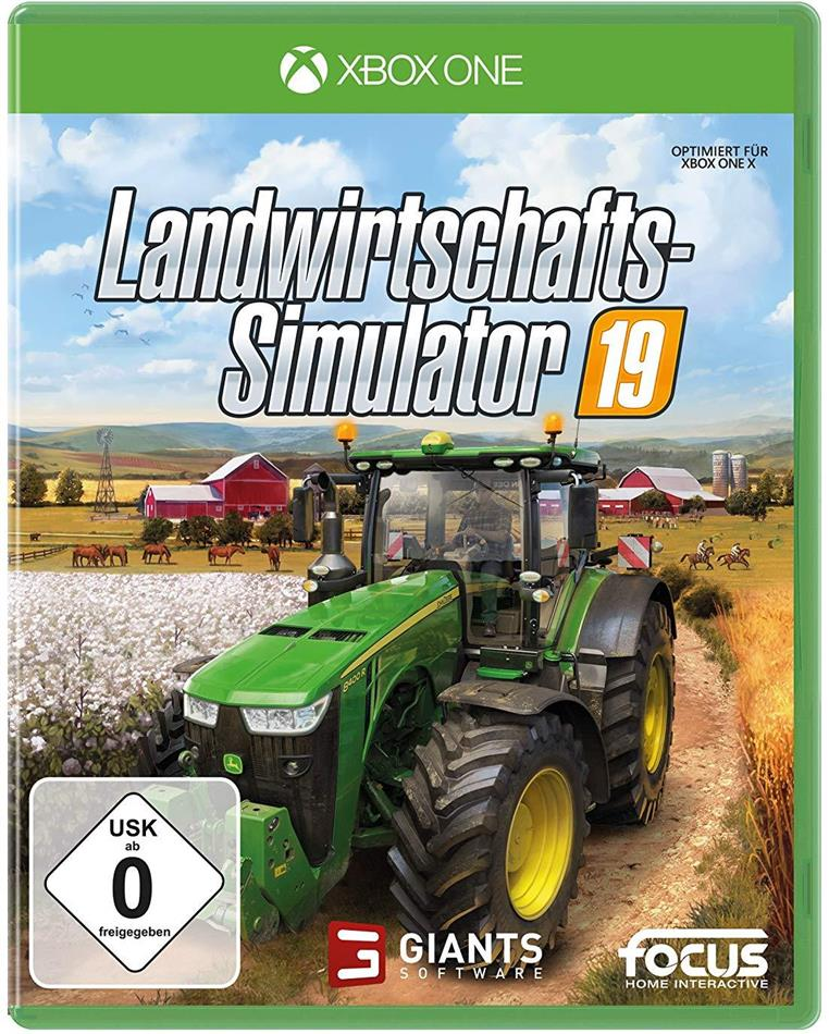 Landwirtschafts-Simulator 19 (German Edition)