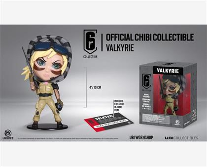 Rainbow Six Collection - Valkyrie Figur (10cm)