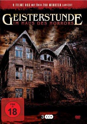 Geisterstunde im Haus des Horrors (3 DVD)