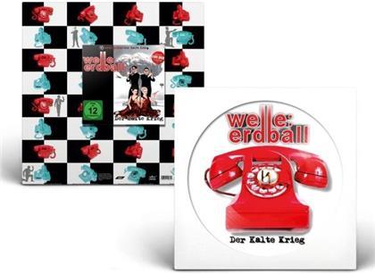 Welle Erdball - Der Kalte Krieg (3 LPs)