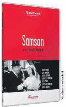 Samson (1936) (Collection Gaumont à la demande, s/w)