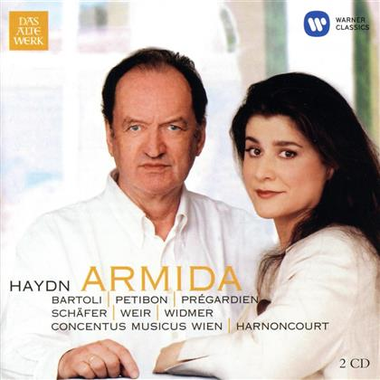 Joseph Haydn (1732-1809), Nikolaus Harnoncourt & Concentus Musicus Wien - Armida (2 CDs)