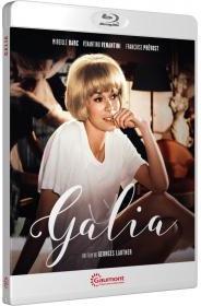 Galia (1966) (Collection Gaumont Découverte, s/w)