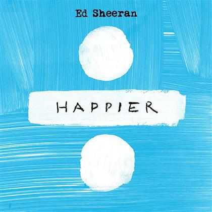Ed Sheeran - Happier (single CD, 2 Track)