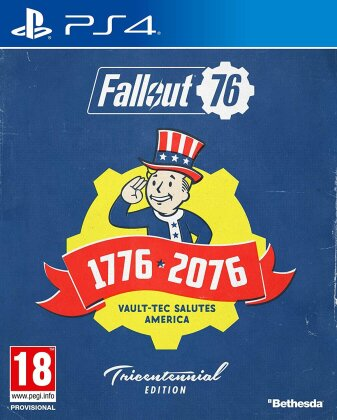 Fallout 76 (Tricentinnal Edition)