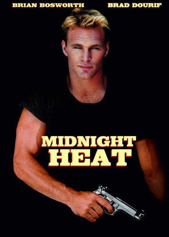 Midnight Heat (1996) (Cover C, Limited Edition, Mediabook, Blu-ray + DVD)