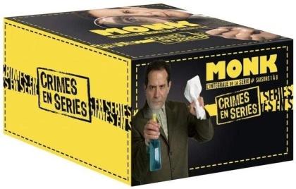 Monk - L'Intégrale de serie (32 DVDs)