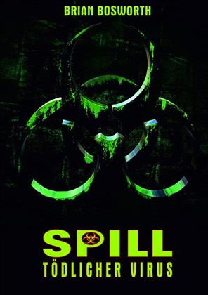 Spill - Tödlicher Virus (1996) (Cover C, Limited Edition, Mediabook, Blu-ray + DVD)