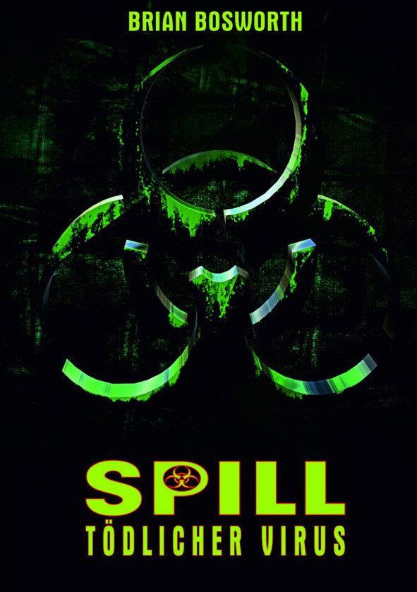 Spill - Tödlicher Virus (1996) (Cover C, Limited Edition, Mediabook, Blu-ray + DVD)