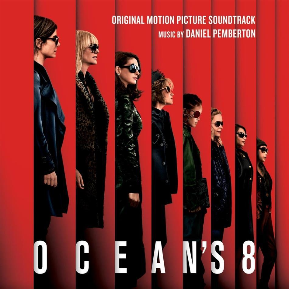 Daniel Pemberton - Ocean's 8 - OST (2 LPs)