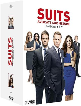 Suits - Saisons 1-7 (27 DVDs)