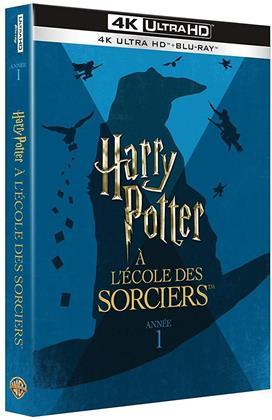 Harry Potter à l'école des sorciers (2001) (Ultimate Collector's Edition, 4K Ultra HD + 2 Blu-ray + DVD)