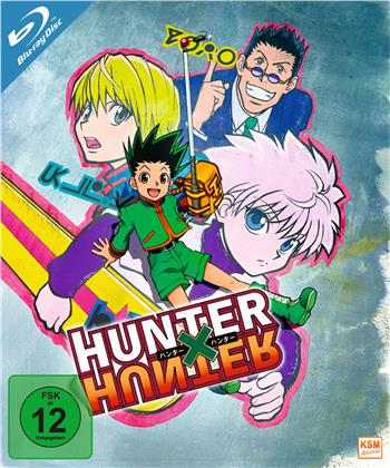 Hunter X Hunter - Vol. 1 (2011) (Limited Edition, 2 Blu-rays)