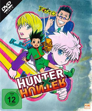 Hunter X Hunter - Vol. 1 (2011) (Limited Edition, 2 DVDs)