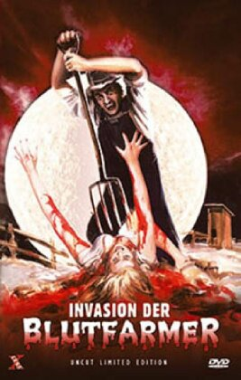 Invasion der Blutfarmer (1972) (Grosse Hartbox, Limited Edition, Uncut)