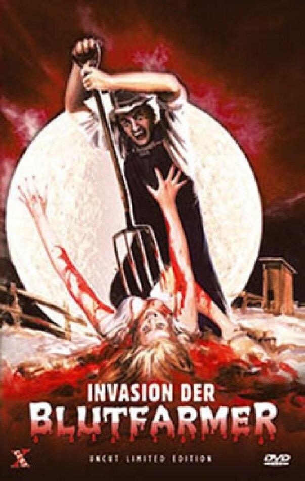Invasion der Blutfarmer (1972) (Grosse Hartbox, Limited Edition, Uncut)