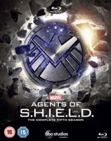 Agents of S.H.I.E.L.D. - Season 5 (Digibook, Limited Edition, 5 Blu-rays)