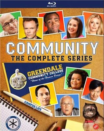 Community - The Complete Series (12 Blu-rays)