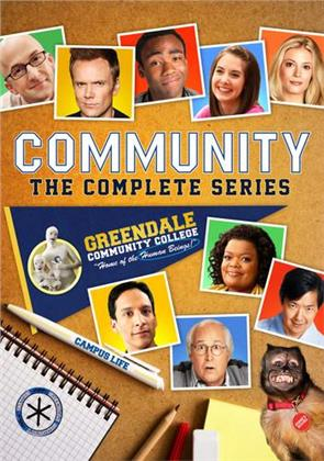 Community - Complete Series (12 DVDs)