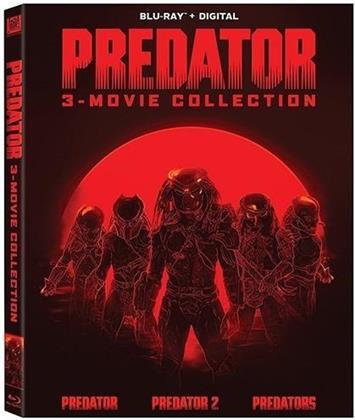 Predator - 3-Movie Collection (3 Blu-rays)