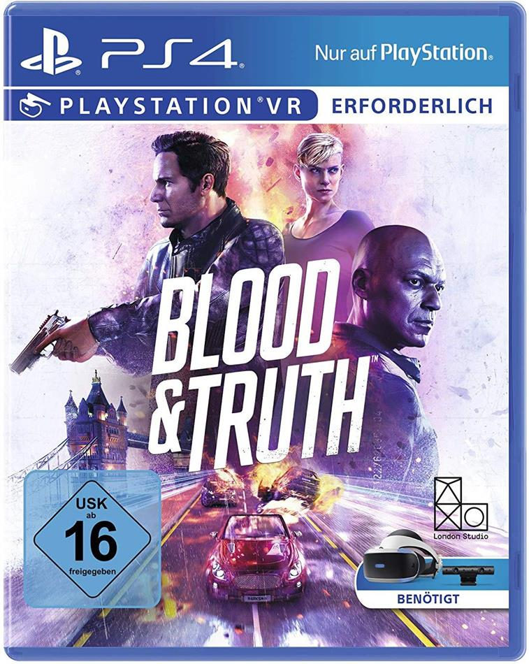 Blood & Truth VR (German Edition)