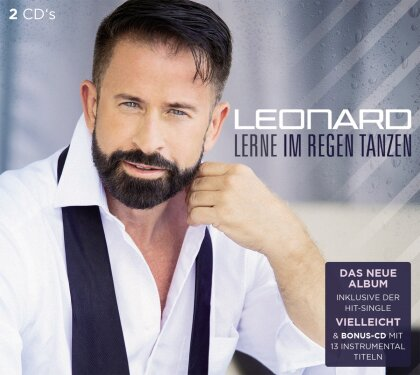 Leonard - Lerne Im Regen Tanzen (2 CDs)