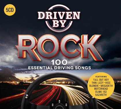 Driven By Rock (5 CDs)
