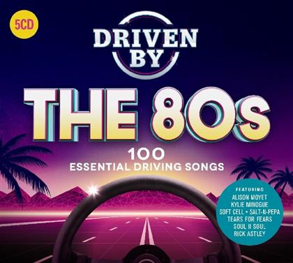 Driven By The 80S (5 CDs)