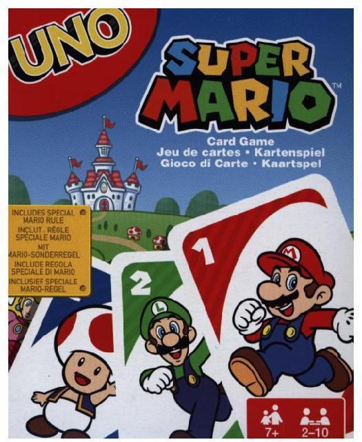UNO - Super Mario Bros. (Englisch)