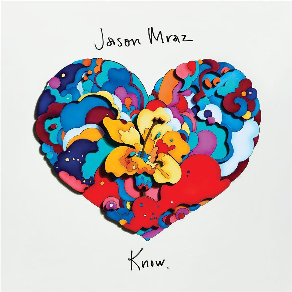 Jason Mraz - Know. (LP)