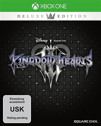 Kingdom Hearts III (Édition Deluxe)