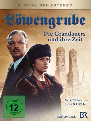 Löwengrube - Die Grandauers und ihre Zeit (6 DVDs)