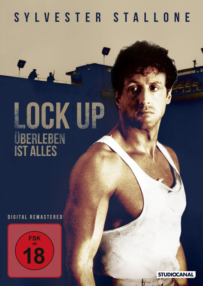 Lock up (1989) (Remastered)