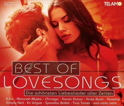Best of Lovesongs (3 CDs)