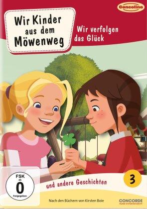 Wir Kinder aus dem Möwenweg - Staffel 2 Vol. 3 - Wir verfolgen das Glück und andere Geschichten