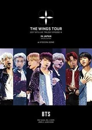 BTS - Live Trilogy - Episode 3 -Wings Tour Japan (Edizione Limitata, Edizione Speciale)