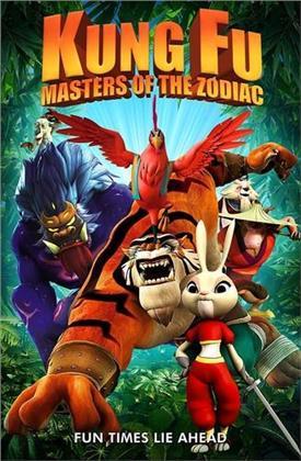 Kung Fu Masters (2017)