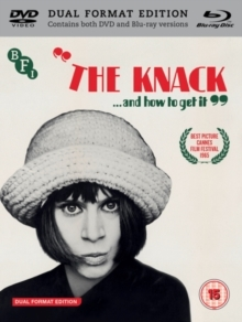 The Knack... and How to Get It (1965) (DualDisc, n/b, Blu-ray + DVD)