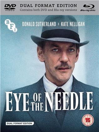 The Eye of the Needle (1981) (DualDisc, Blu-ray + DVD)