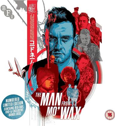 The Man From Mo'Wax (2016) (Blu-ray + 2 DVDs)