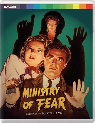 Ministry of Fear (1944) (Edizione Limitata)